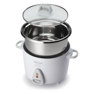 Electric rice pot